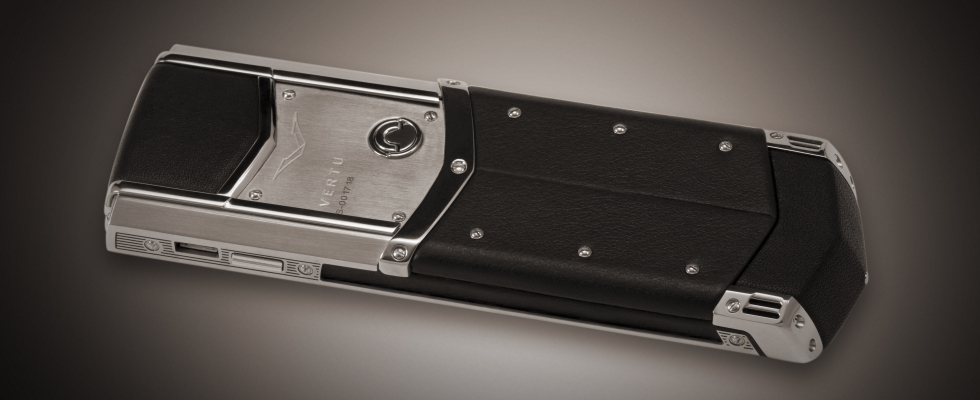 Vertu Signature S Stainless Steel