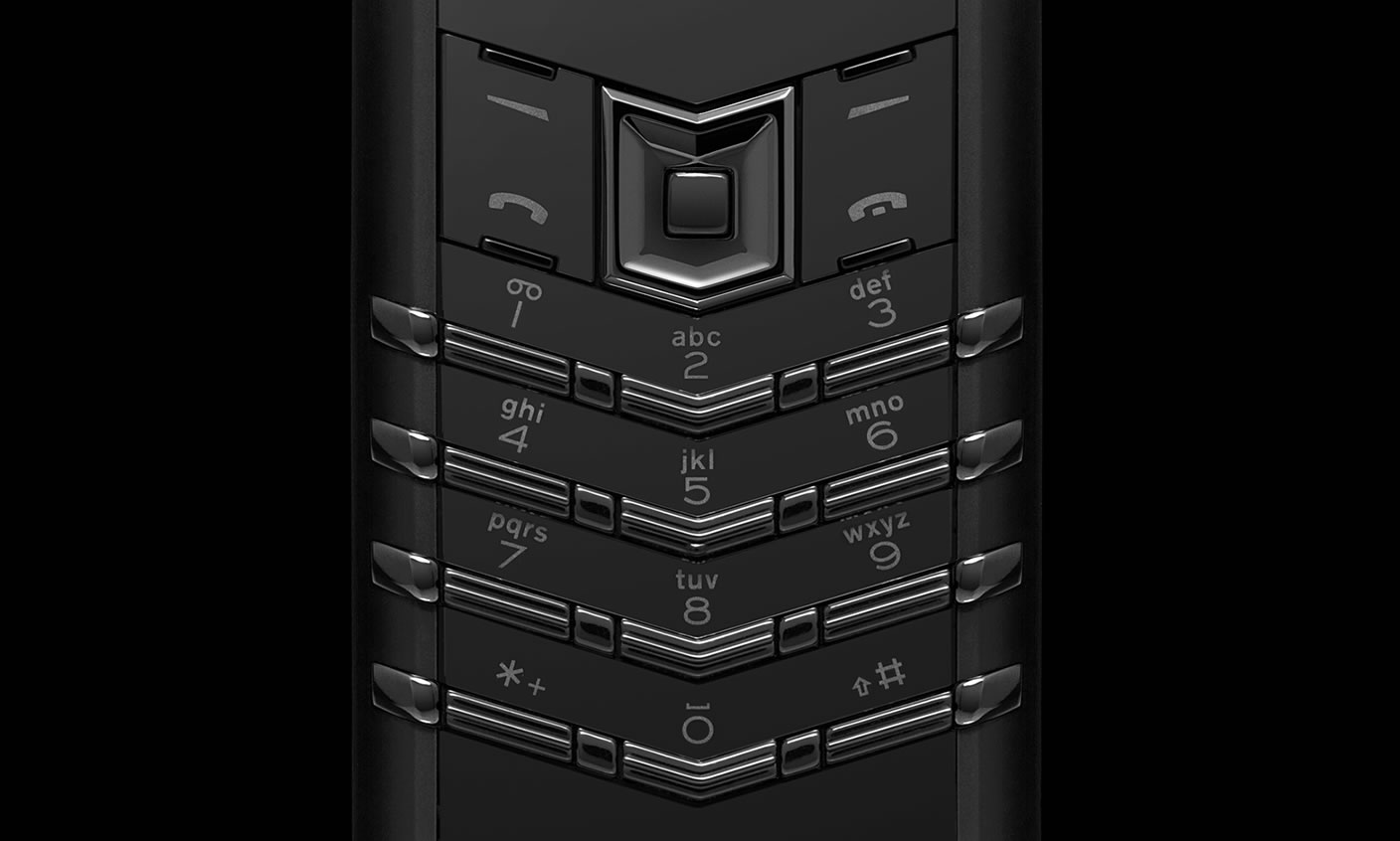 Vertu Signature Pure Black 7