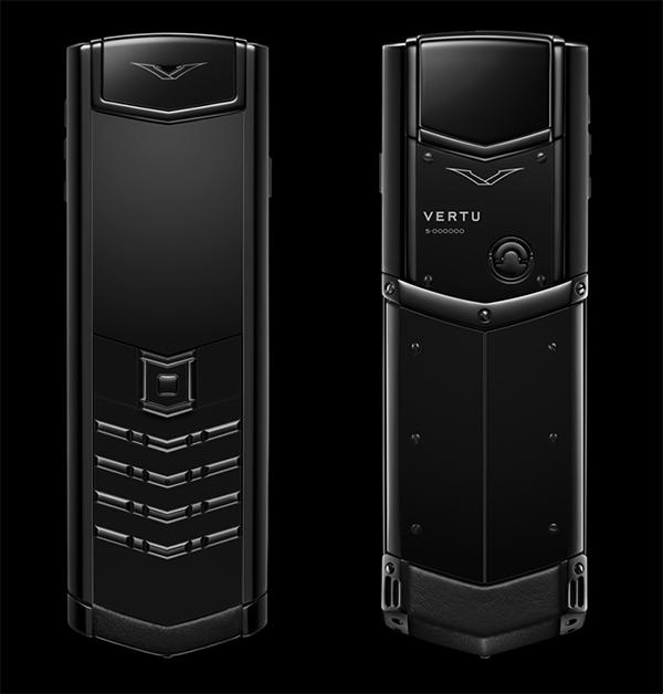 Vertu Signature S Ultimate Black